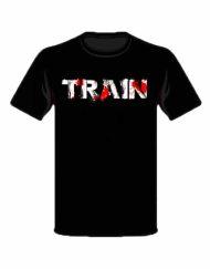 tshirt train - tshirt entrainement musculation