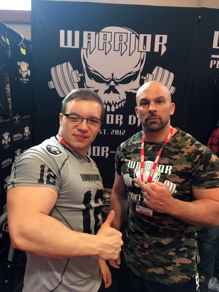 tshirt camouflage jean onche le musclay musculation
