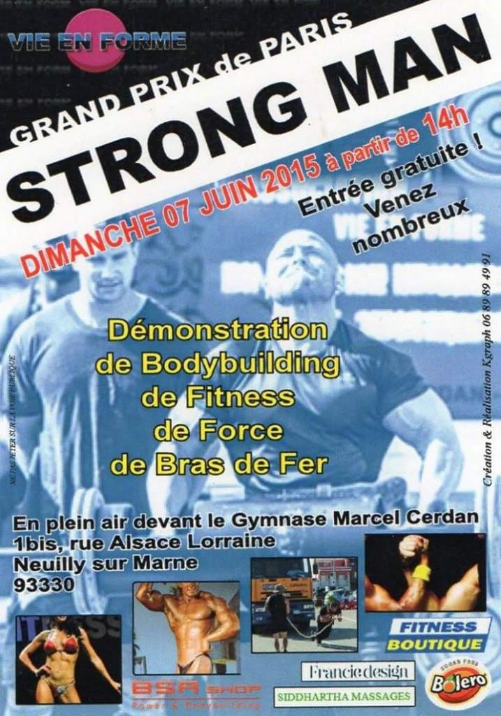 grand prix strongman paris 2015
