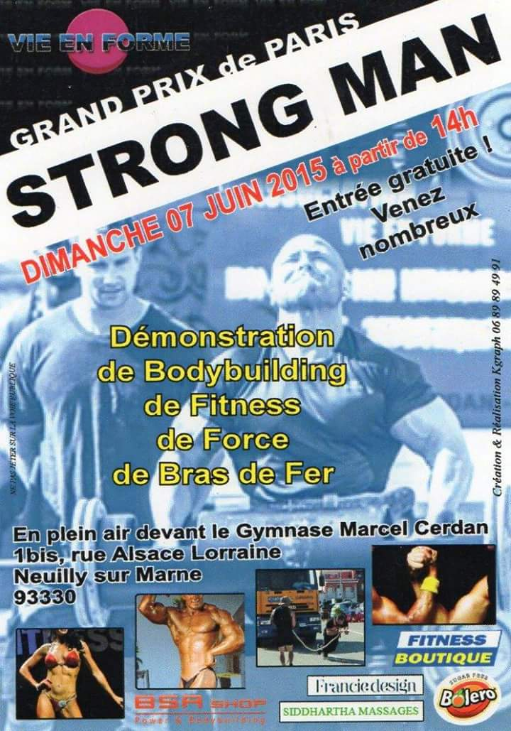 grand prix strongman paris 2015