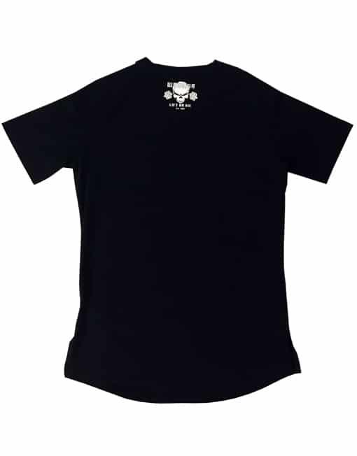 tshirt arrondi musculation bodybuilding