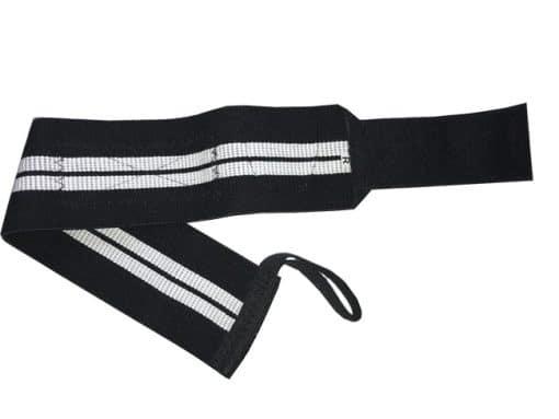 bande poignet bodybuilding - bande de poigntes 50 cm souple