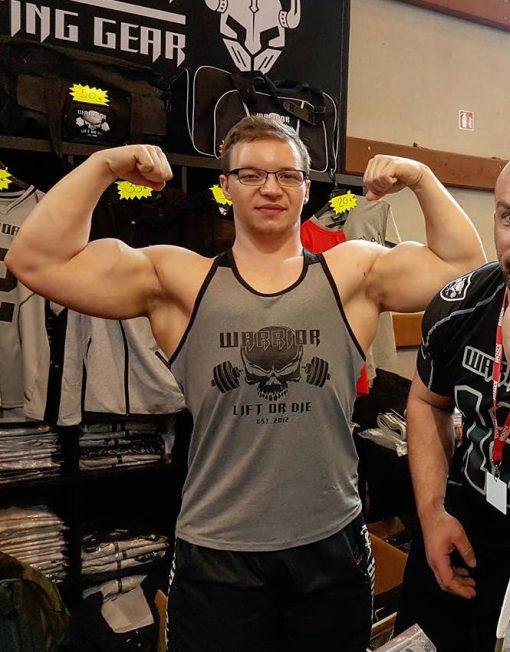 stringer debardeur muscu bodybuilding