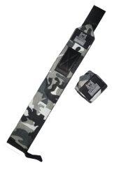 bande de poignet camouflage militaire pour la musculation