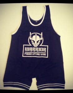 powerlifting singlet meet
