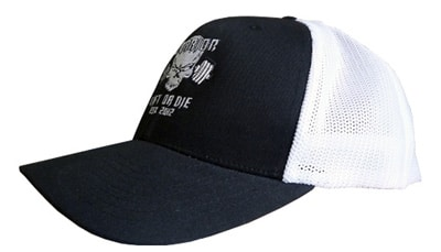 cap hat gym wear strength sport