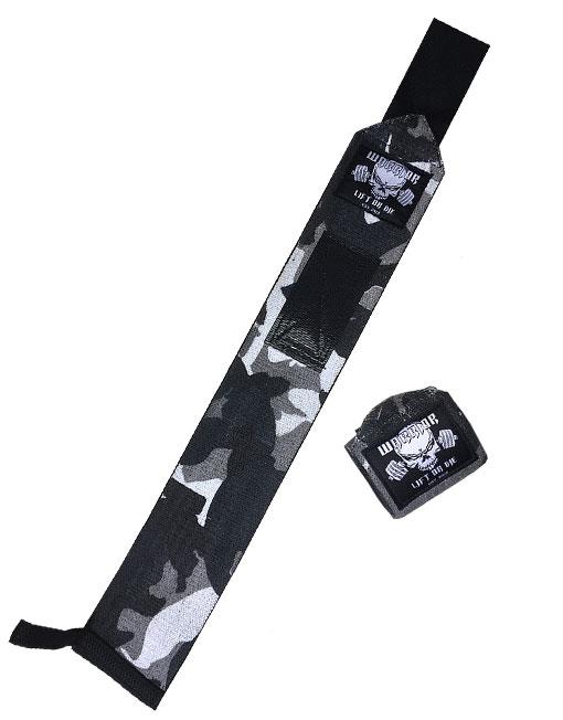 bande poignet camouflage - bande poignet musculation bodybuilding
