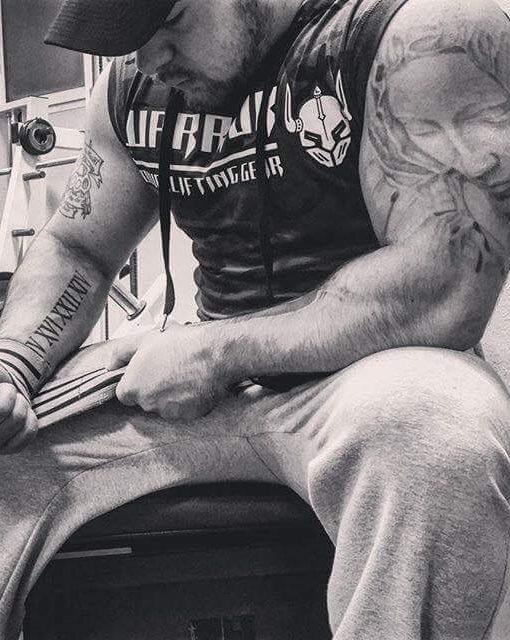 tshirt musculation sans manche - vêtement bodybuilding