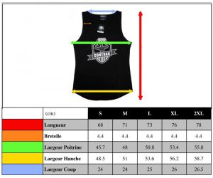 guide taille stringer musculation - stringer bodybuilding