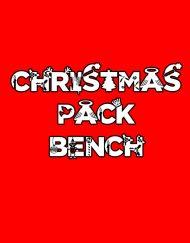 idee cadeau pack noel musculation développé couché