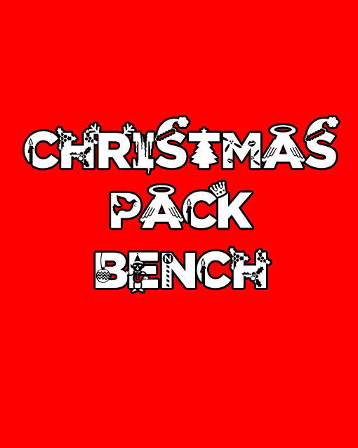 Idee cadeau pack noel musculation d velopp couch warrior powerlifting gear - Progresser developpe couche ...