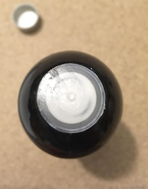 magnesie liquide pour une meilleur prise sur la barre