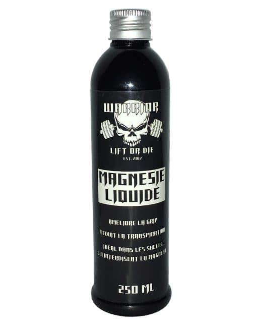 Liquid chalk - better grip when lifting
