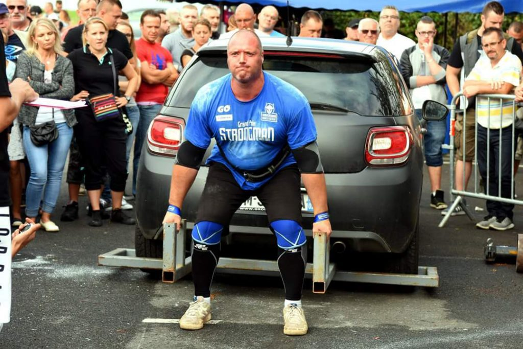 michael dubois champion france strongman