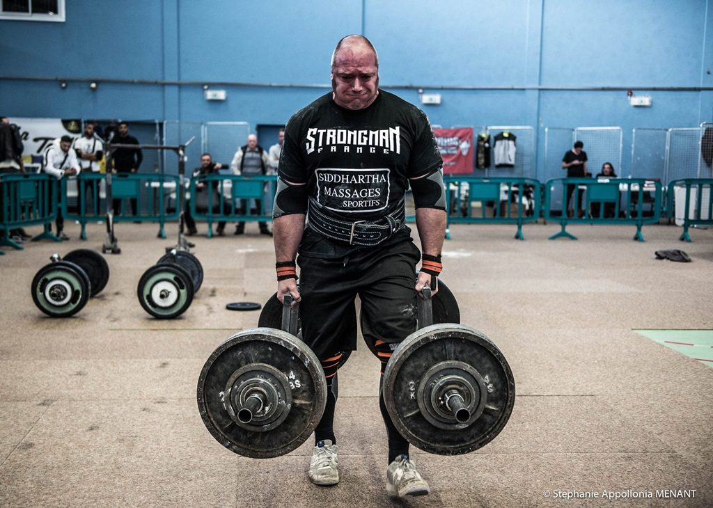 michael dubois strongman warrior gear
