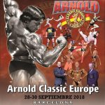 Arnold Classic Europe 2018