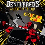 european cup benchpress deadlift warrior gear