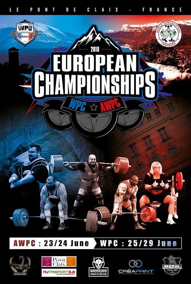 wpc euro 2018 france warrior gear