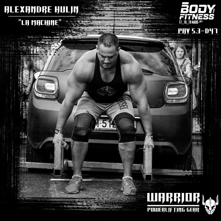alexandre hulin Salon bodyfitness 2017