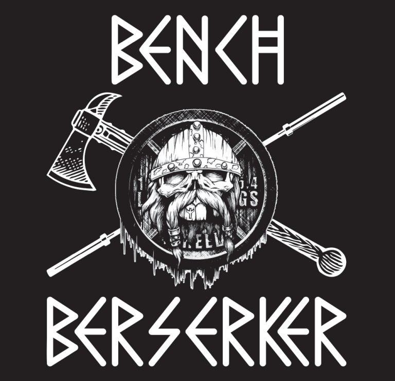 Tshirt Bench Berserker