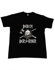 tshirt developpe couche - tshirt bench