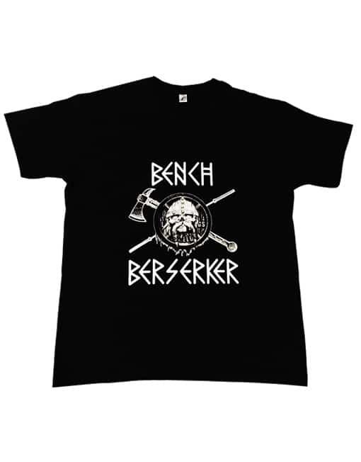 tshirt developpe couche - tshirt bench