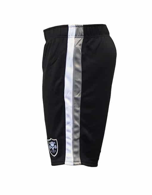 short mesh sport noir - short noir musculation