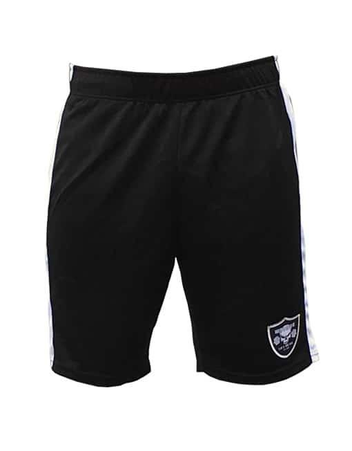 short sport homme noir - short sportswear fitness & bodybuilding