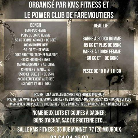 100 kg de la brie - concours 100 kg paris 77 MOUROUX