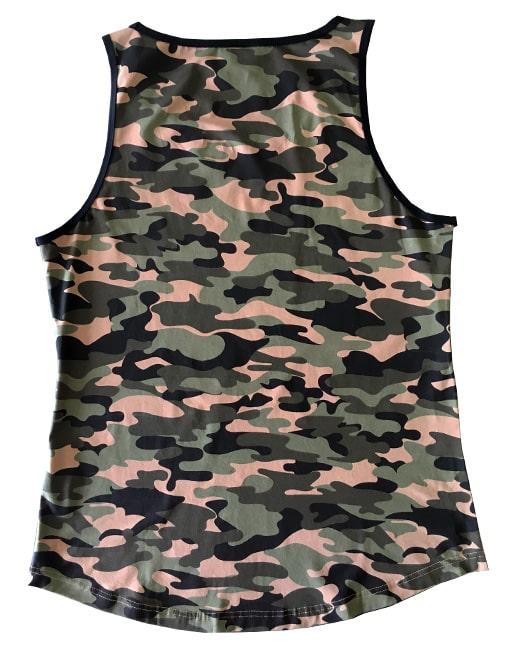 debardeur militaire musculation - bodybuilding