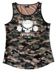 debardeur sport camouflage musculation - bodybuilding