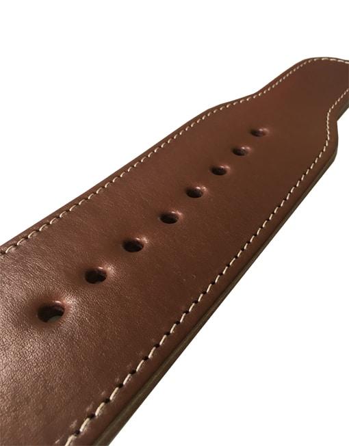 ceinture cuir squat souleve de terre