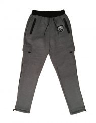 pantalon jogging warrior gris