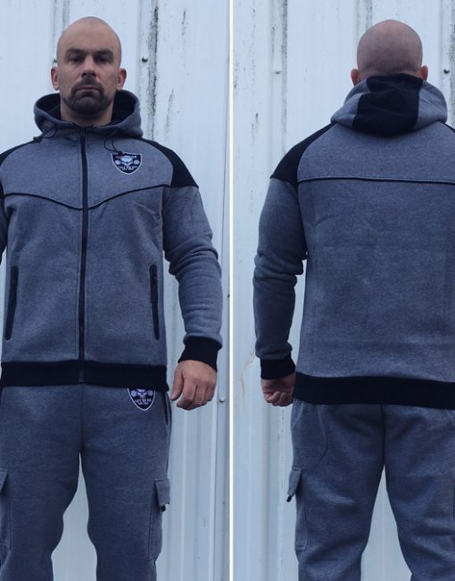 sweat capuche sport homme - sweat zip musculation