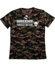 tshirt camouflage musculation - tshirt entrainement muscu