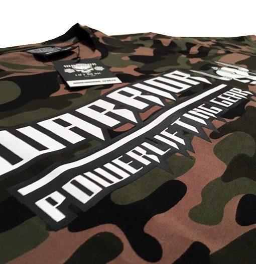 tshirt strongman - tshirt camouflage