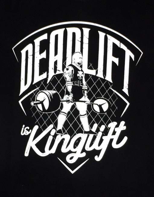 deadlift powerlifting tshirt