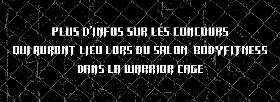 warrior cage - Salon bodyfitness