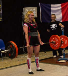 Sandrine Platel - Athlete Warrior Gear