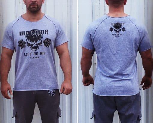 warrior gear ragtop - Rag top entrainement bodybuilding