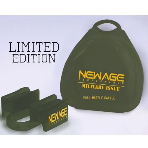 6DS protege dents new age vert militaire - new age performance