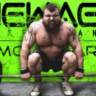 Eddie Hall - 6DS New Age performance