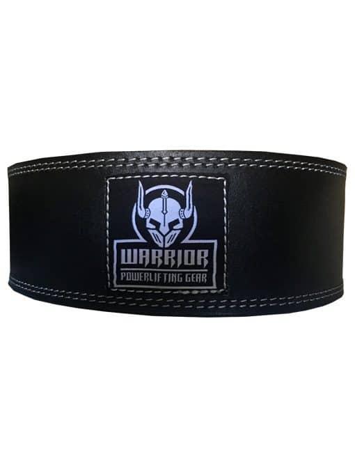 lever belt 13mm warrior - lever powerlifting belt