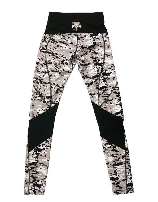 legging femme musculation warrior - legging fitness femme