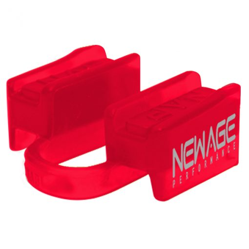 protege dent muscu rouge