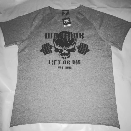 ragtop tshirt entrainement hardcore