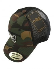 casquette musculation camouflage