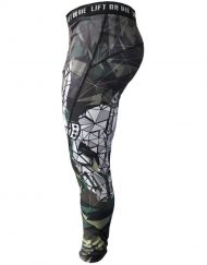 legging homme warrior gear