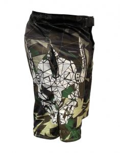 short musculation camouflage - short muscu camo
