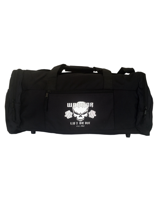sac de musculation petit sac de sport 40 litres warrior gear. Black Bedroom Furniture Sets. Home Design Ideas